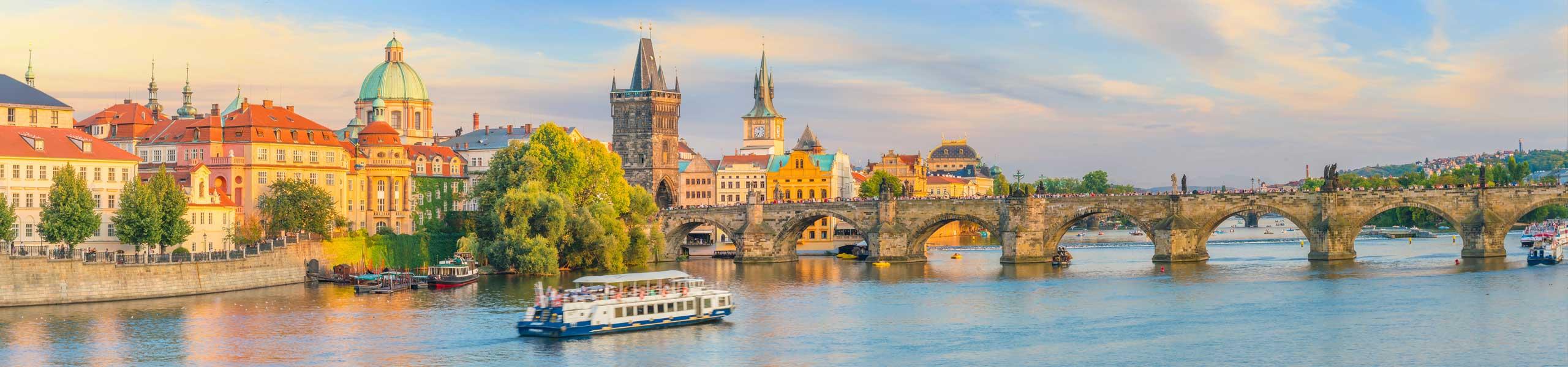 Mehrtagesfahrt Prag